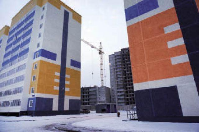 314 пермских семей заселяются в новый квартал.