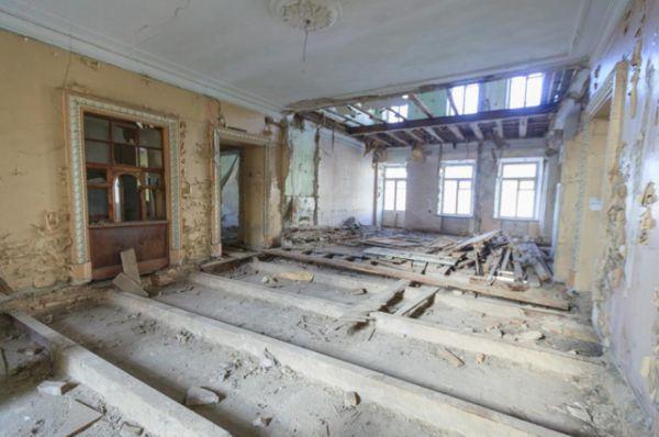 Вот так сейчас выглядит «Московская» изнутри.