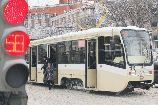Нижегородским трамваям опять грозит «красный свет».