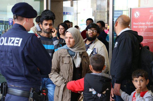 Когда на Ближнем Востоке будет мир, никто не станет штурмовать европейские границы.