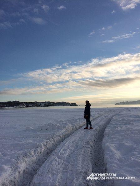 Пешая прогулка к океану - бесплатное удовольствие!