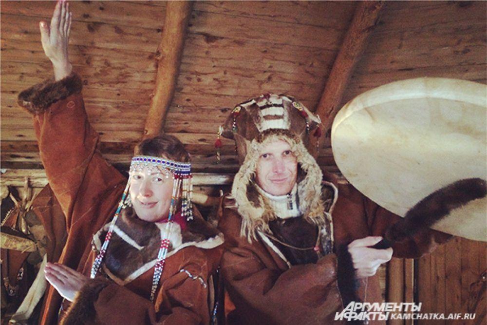 Экскурсия в этническую деревню.