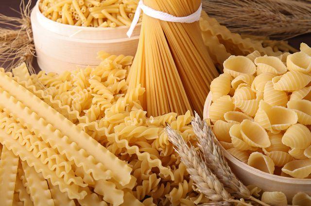 Настоящие макароны могут быть только из твёрдых сортов пшеницы.