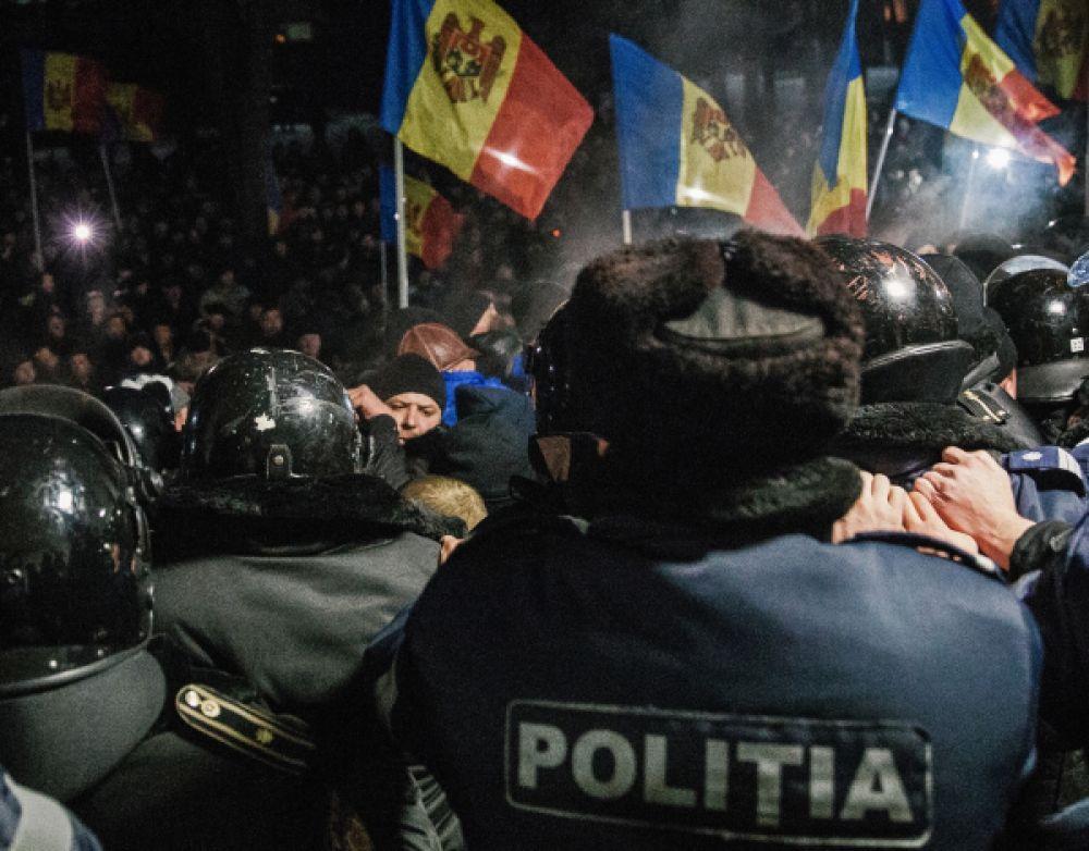 Прежнее правительство во главе с Валерием Стрельцом было отправлено в отставку 29 октября минувшего года.