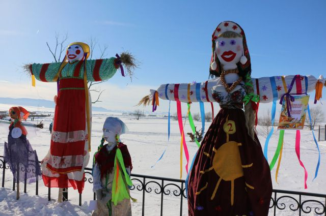 Фестиваль «Сибирская масленица» включен в Национальный календарь событий.