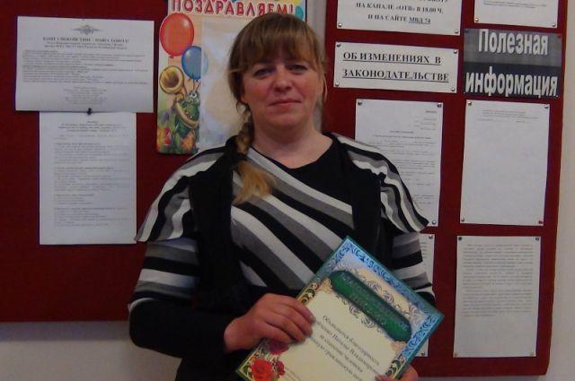 Наталья Войченко.