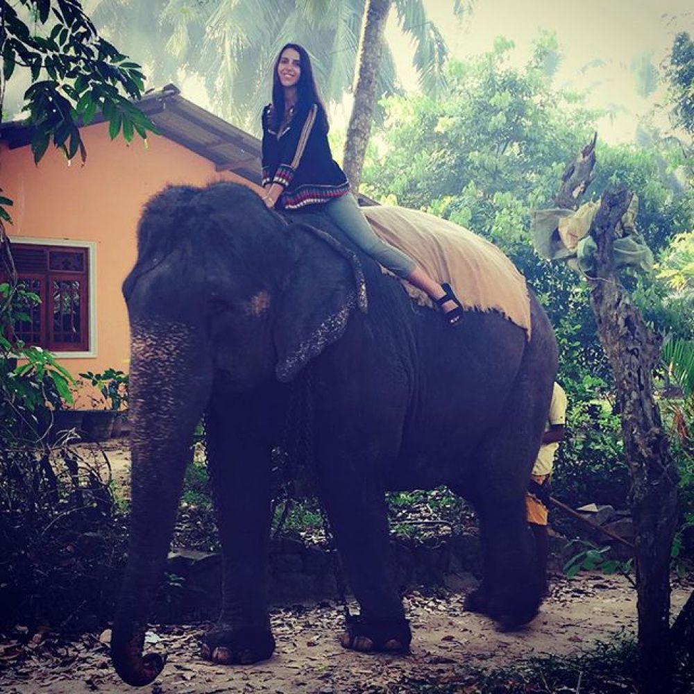Джамала выбрала Шри-Ланку