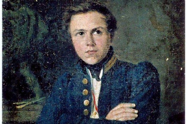 Скотти - Портрет скульптора Александра Ивановича Теребенёва.