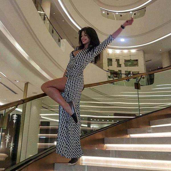 Экс-солистка Виа Гры Ольга Романовская отправилась отдыхать Турцию