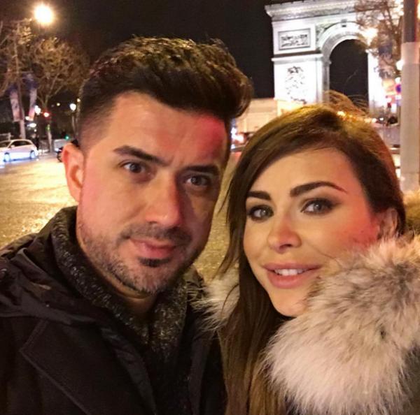 Ани Лорак с Муратом отправилась во Францию