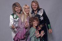 Группа ABBA.