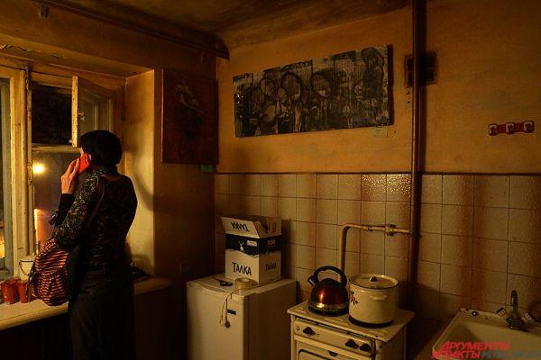 Выставка не позиционирует отрицание официального пермского художественного контекста.