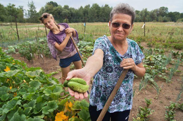 Fórum záhradníci a farmári Urali