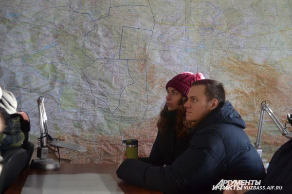 Кемеровские вертолёты облетели уже практически всю Сибирь.
