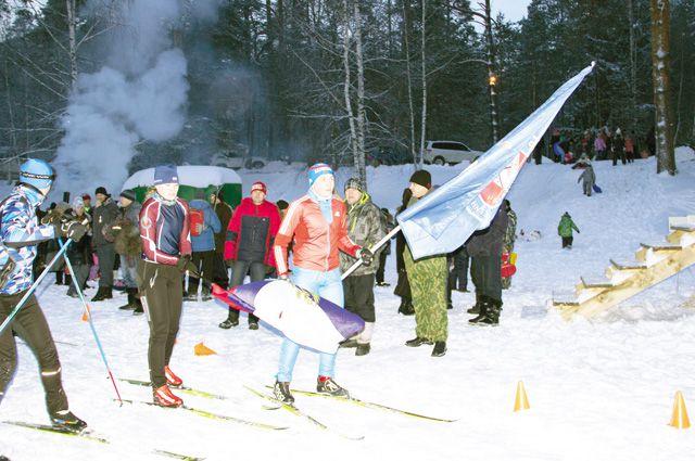 Прогулка на лыжах - лучшая инвестиция в свои здоровье и настроение