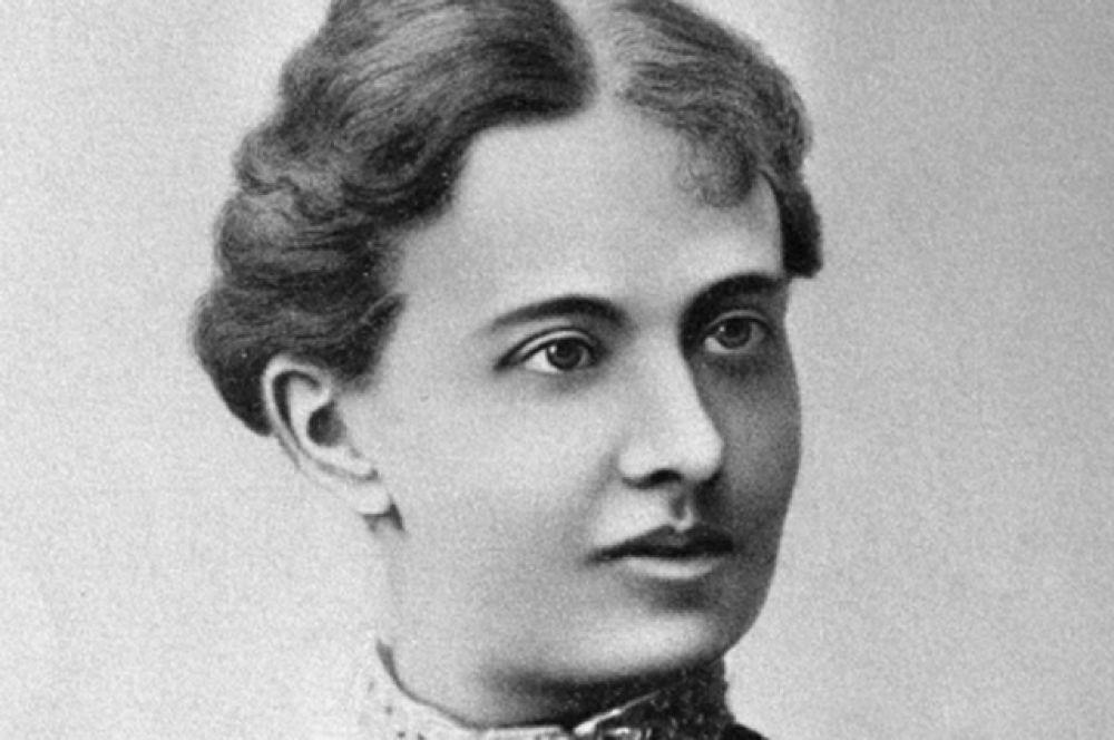 Софья Ковалевская — первая в мире женщина-профессор математики.