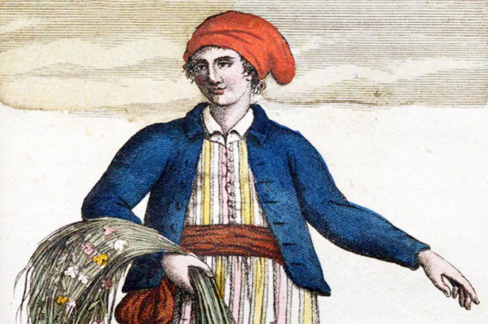 Жанна Барре — первая женщина, совершившая кругосветное путешествие. В 1766 году она, переодевшись мужчиной и называя себя Жаном Барре, нанялась слугой к известному французскому ботанику Филиберу Коммерсону, который вскоре после этого должен был отправиться в кругосветное путешествие.