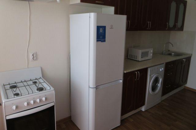 Арендные дома в Югре полностью укомплектованы мебелью и бытовой техникой.