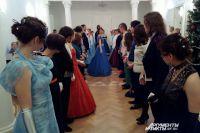 Российские студенты отмечают сегодня Татьянин день.