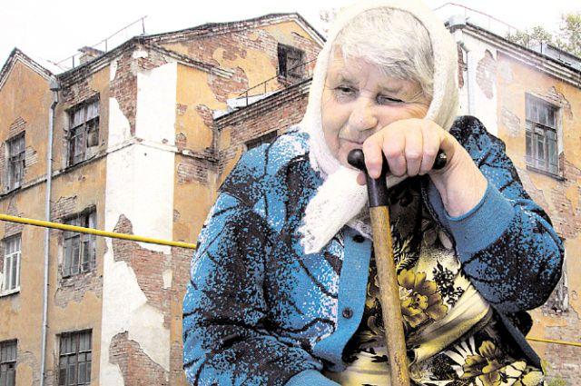 Омским пенсионерам могут сократить взносы на капремонт.