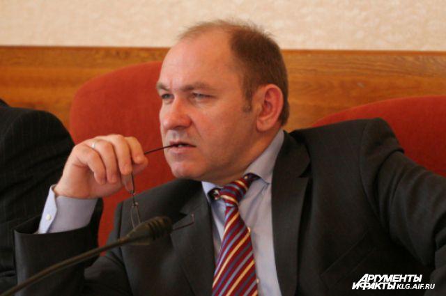 Шестым вице–губернатором Севастополя стал бывший спикер из Калининграда Сергей Булычев.