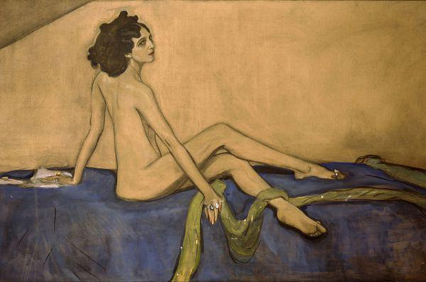 «Портрет Иды Рубинштейн». 1910