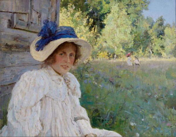 «Летом». 1895