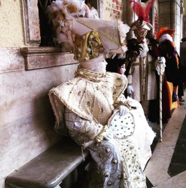 Венецианский карнавал 2016