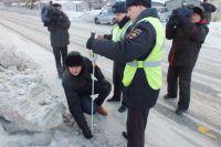 Будущих инженеров знакомили с правилами зимнего содержания городских дорог.