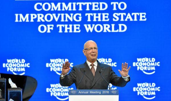 Клаус Шваб, президент и основатель ВЭФ
