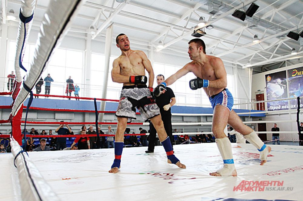 Но бои на ринге не часто заканчивают кровопролитиями.