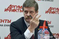 Сергей ГАПОНОВ, глава краевого Госнаркоконтроля.