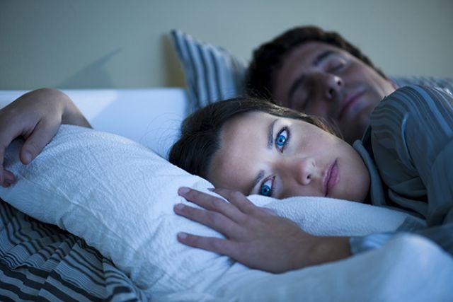 Бессонница может стать причиной психических расстройств.