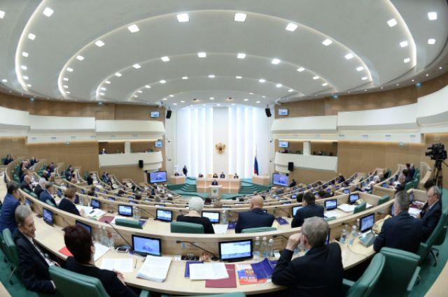 Сенатор от КЧР досрочно ушел из Совета Федерации