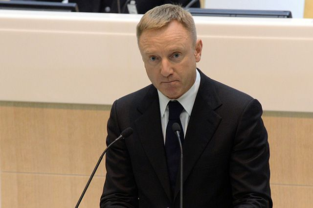 Министр образования и науки РФ Дмитрий Ливанов.
