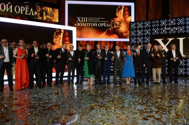 Церемония вручения Национальной премии в области кинематографии «Золотой орел».