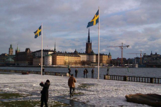 Вцентре Стокгольма произошел взрыв