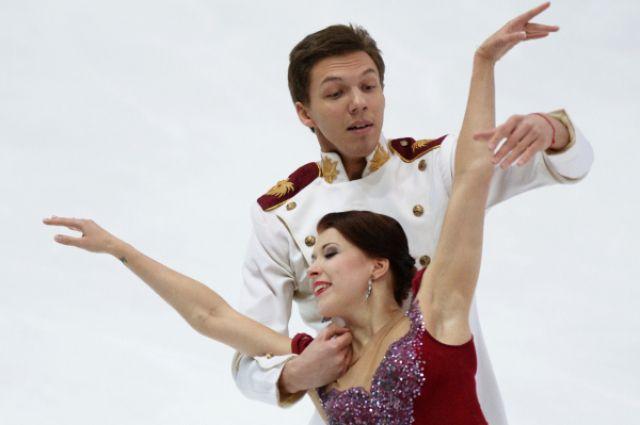 Екатерина Боброва и Дмитрий Соловьёв представят Россию в танцах на льду на этом чемпионате Европы.