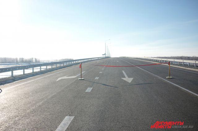 При строительстве дороги Фёдоровка-Александровка допустили грубые нарушения.