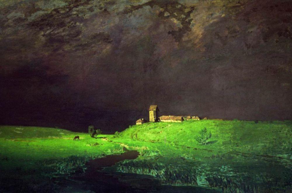 «После дождя», 1879