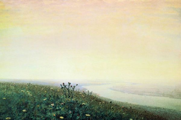 «Днепр утром», 1881