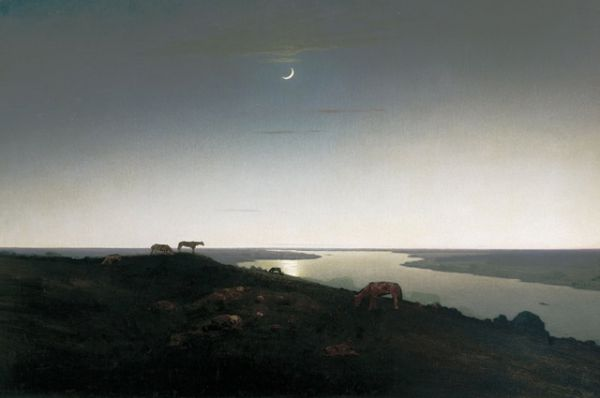 «Ночное», 1905-1908