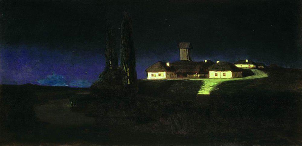 «Украинская ночь», 1876