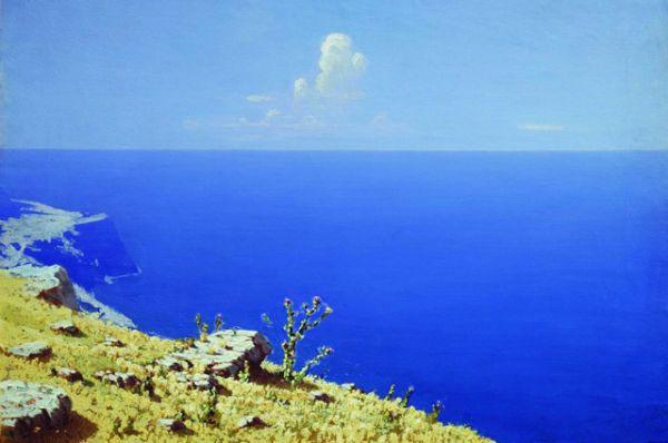 «Море. Крым», 1898-1908
