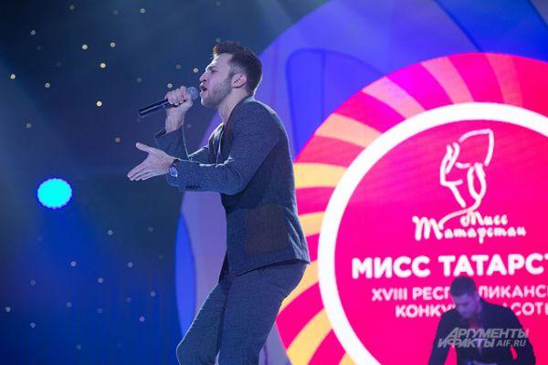 Приглашенным гостем был Андрей Гризли, участник шоу «Голос».
