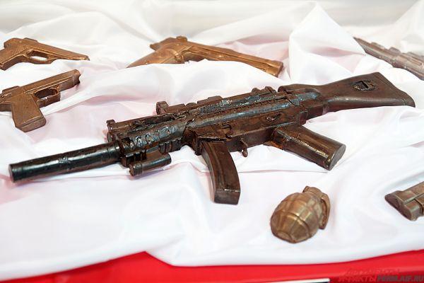 Экспозиция называется «Музей шоколада Nikolya».