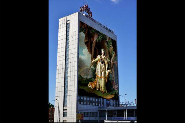 А вот для рекламы музея гостиница «Венец» вполне бы сгодилась.