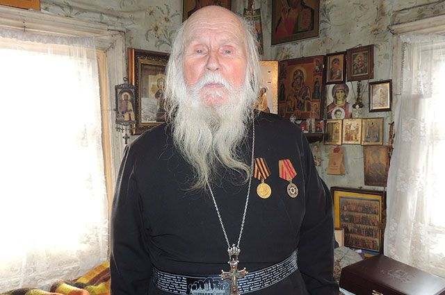 Отец Сергий: «Все мои предки были ярославскими сельскими священнослужителями».