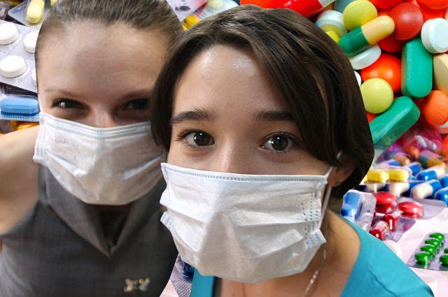 Несмотря на заверения министра, оренбуржцы не всегда могут найти в аптеках то, что сможет спасти их от гриппа