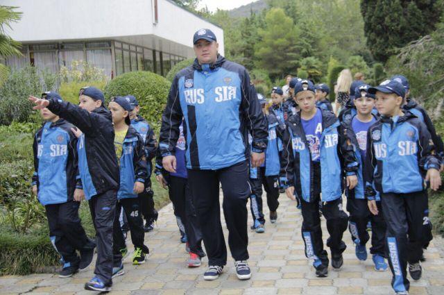 Ребята из команды «Штурм-2005» добились хороших результатов.